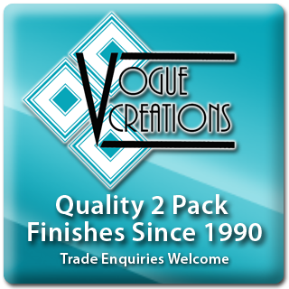 quality 2 pack finishes